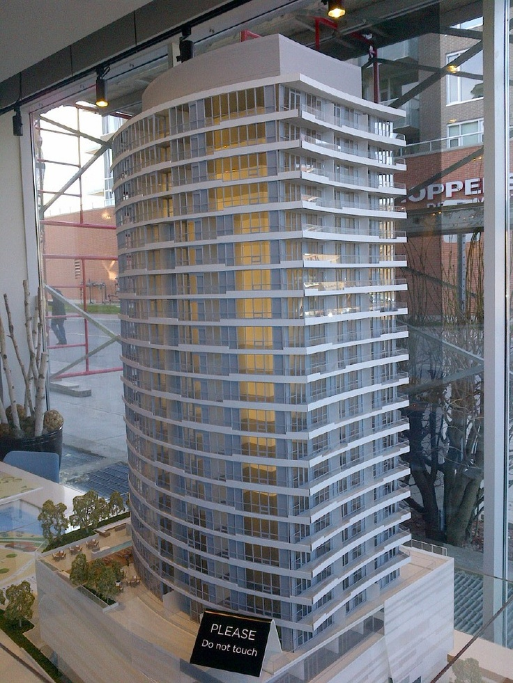 This is my Article about Minto's 3rd Condo release in the past month, UpperWest in Westboro