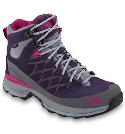The North Face Wreck Mid Gore Tex Hiking Boot - Women's @ Campmor.com