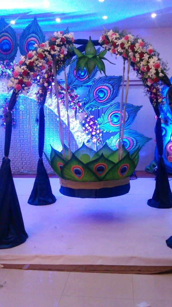 Cradle Ceremony In 2019 Event Party Decoration Cradle