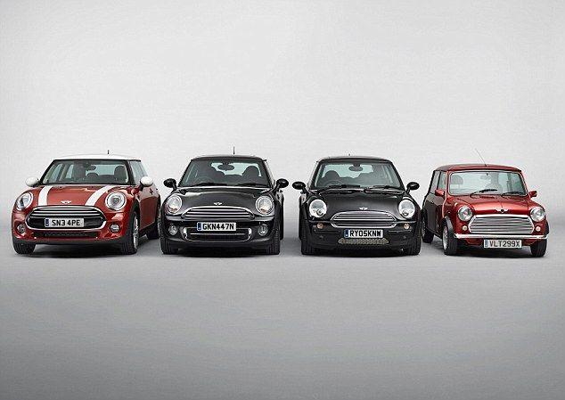 Magnifico #Mini Cooper lease deals!