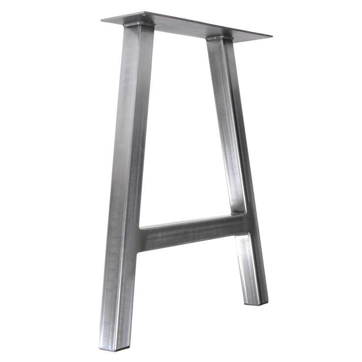 Jumbo A Frame Plan - Contemporary telescoping table legs Model