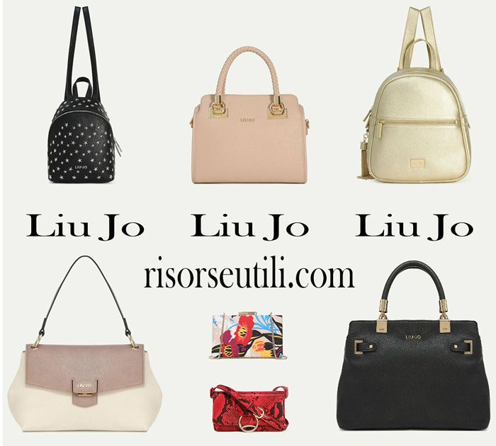 Handbags Liu Jo fall winter 2017 2018 women bags