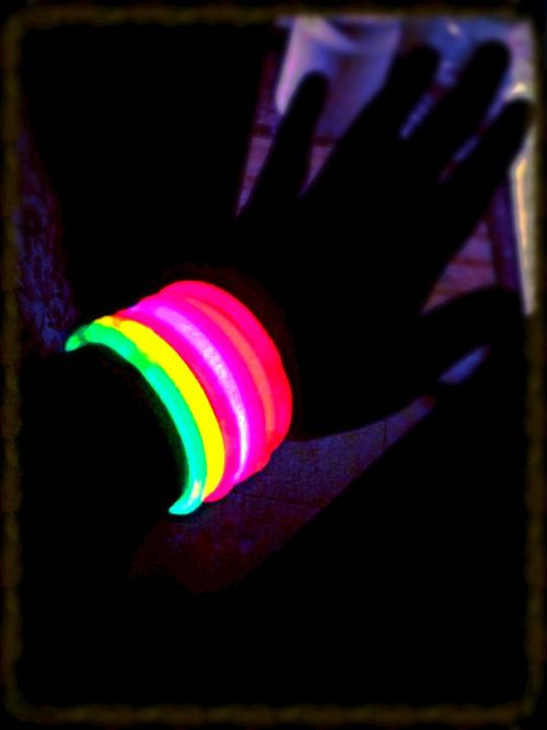 Glow in the Dark Bracelets https://glowproducts.com/us/standard-glow-bracelets #GlowBracelets #Glow