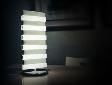 "Beautiful ""piano lamp"" is $400 and sold out on Touch of Modern"