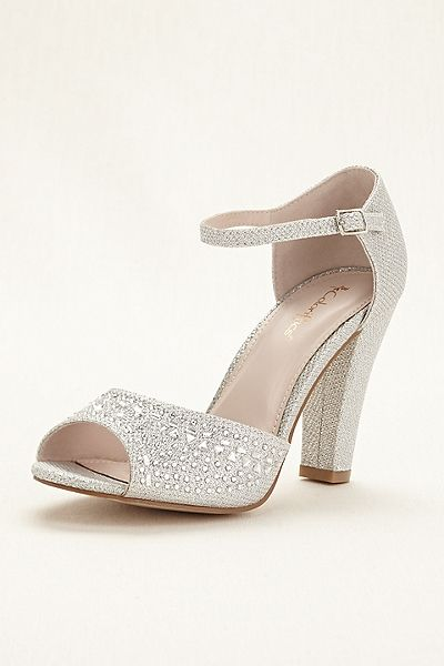 Exclusivos zapatos de novia 2016