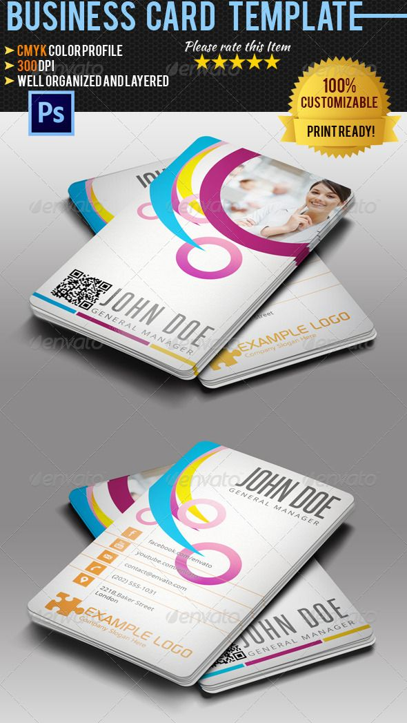 12 best business card design printing images on pinterest multipurpose business card vol5 reheart Image collections