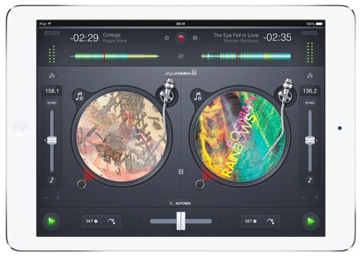 djay 2 #Apple #iPadAir