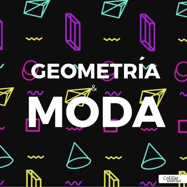 Los patrones geométricos siempre han sido relevantes en el #diseñodemoda. Cuadrados en blanco y negro, círculos de colores, forma hexagonal y como olvidar las rayas. Todos estos elementos los podemos encontrar en las nuevas colecciones de diseñadores de #moda #Fashion