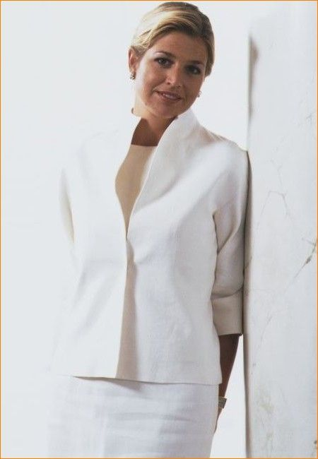 Officiële foto van Prinses Máxima, 2001