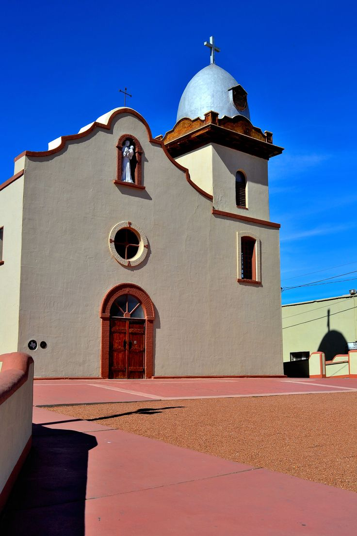 Ysleta Mission In El Paso Texas Photo By Melissa M Lopes