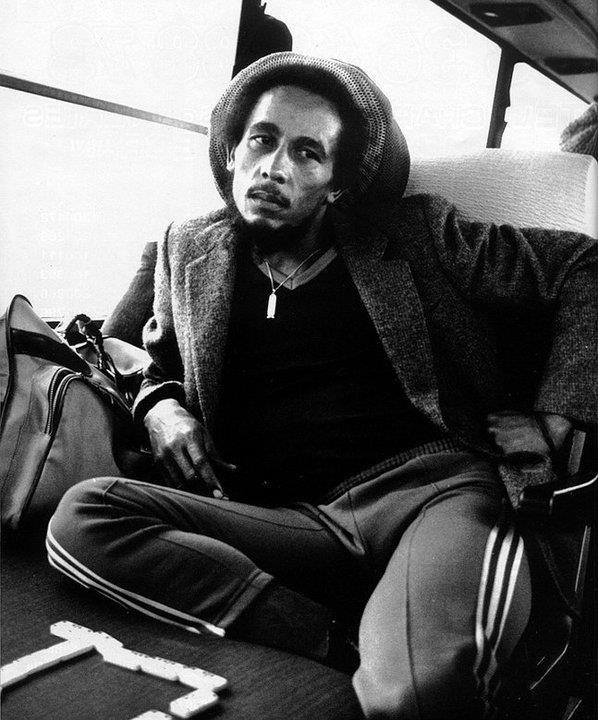 BOB MARLEY, '77 © Kate Simon