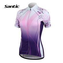 2016 Santic Летние дышащая майка влагу с коротким рукавом рубашки женский велосипед одежда Велосипедов велоспорт Ciclismo джерси(China (Mainland))