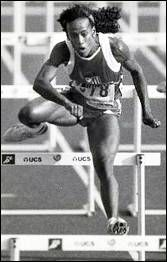 Jackie Joyner-Kersee - most decorated woman in US track and field history!