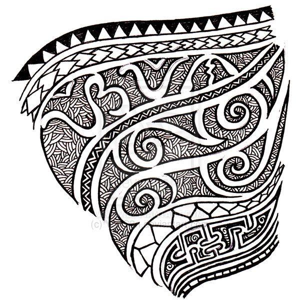 filipino tribal tattoo concept by vans3n print image tribal pinterest filipino tribal. Black Bedroom Furniture Sets. Home Design Ideas