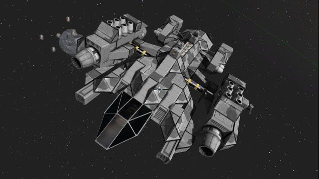 space engineers how to build things