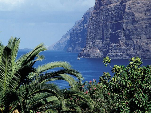 Canary Islands - Spanish Province off of the African Coast