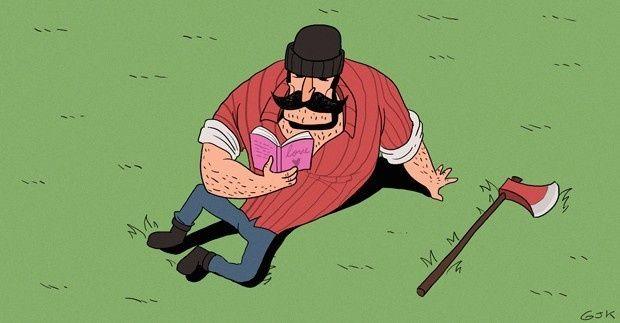 Cinco novelas de amor que todo hombre debería leer