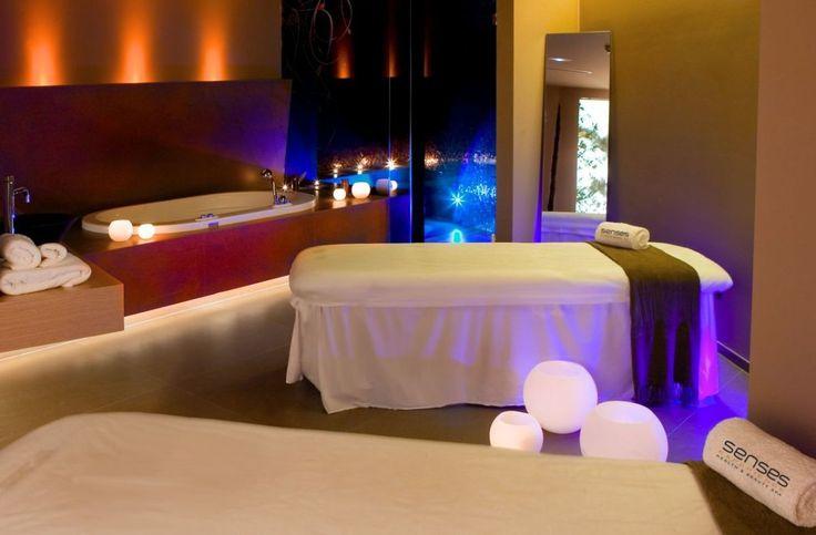 Senses Experience Health & Beauty Spa en Albir Playa Hotel & Spa. Alicante - Hidroingenia