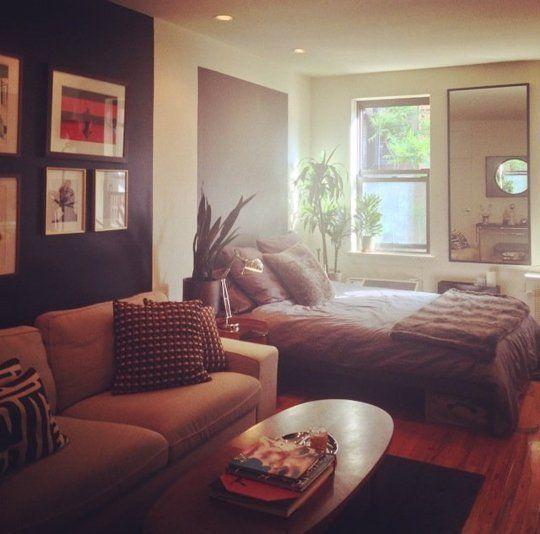 25 Best Ideas About Tiny Studio Apartments On Pinterest: 25+ Best Ideas About Bachelor Apartment Decor On Pinterest