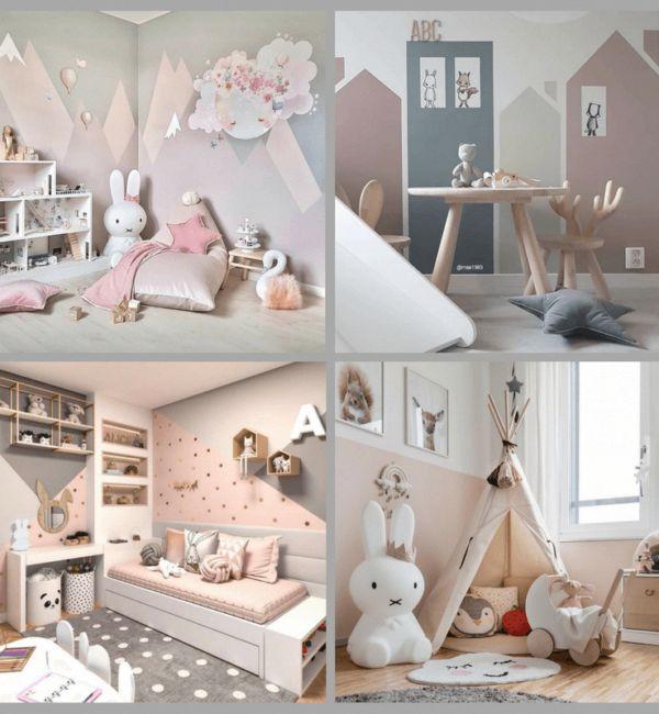 Habitaciones infantiles decoradas y pintadas en color - Habitaciones infantiles decoradas ...