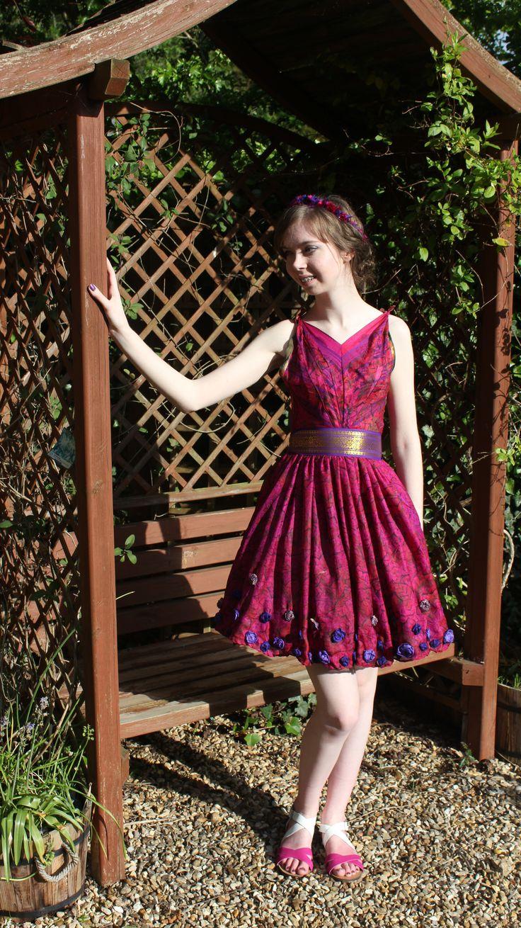 Leavers Ball Dress 2015