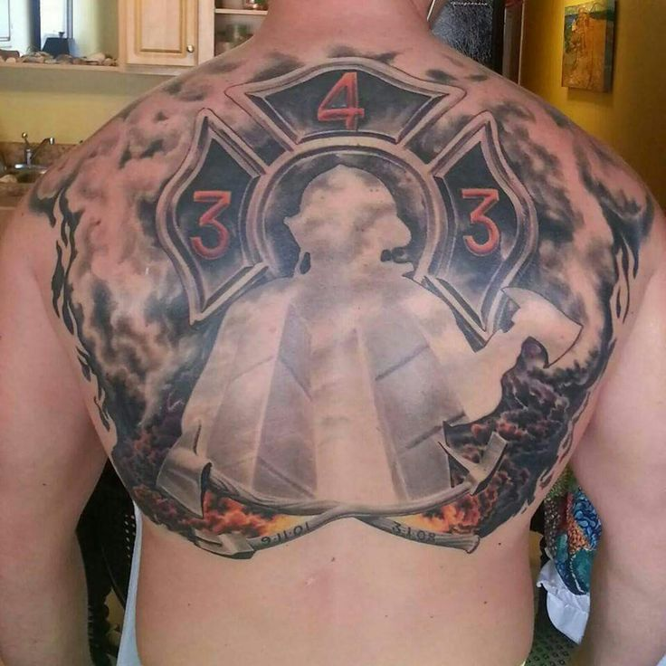 1000 images about firefighter tattoos on pinterest for Firefighter tattoos and meanings