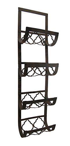 cute cheap jewelry Deco  Metal Wall Wine Rack   by  Inch Deco  http  www amazon com dp B  YS YC ref cm_sw_r_pi_dp_ vPiwb Z WK Z