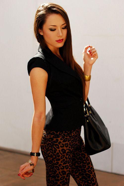 42 Best Cool Girls Images On Pinterest Feminine Fashion