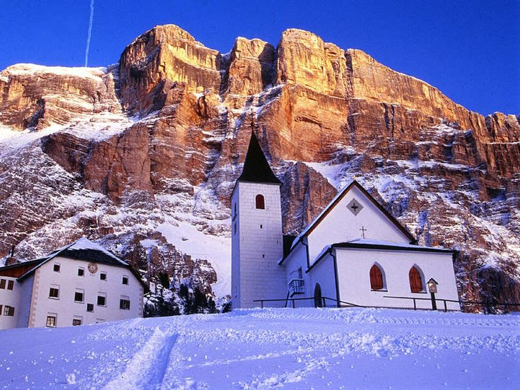 Alta Badia Santuario Santa Croce - Winter Edition
