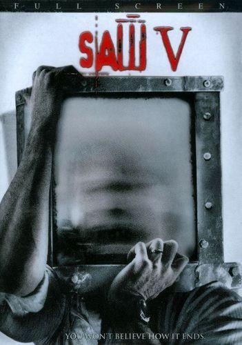 Saw V [P&S] [DVD] [2008]