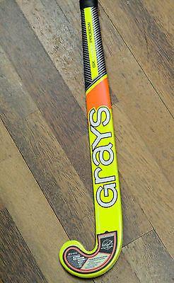 #Grays hockey stick gx #11000 probow #field hockey stick size 36.5 free grip & ba,  View more on the LINK: http://www.zeppy.io/product/gb/2/172329263410/