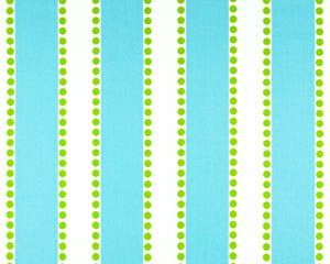 Premier Prints, Inc. -  Girly Blue/Chartreuse Twill