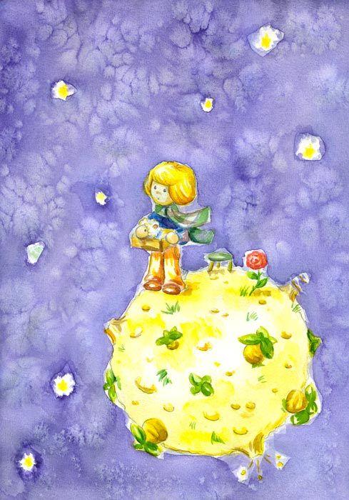 The Little Prince by jkBunny on deviantART