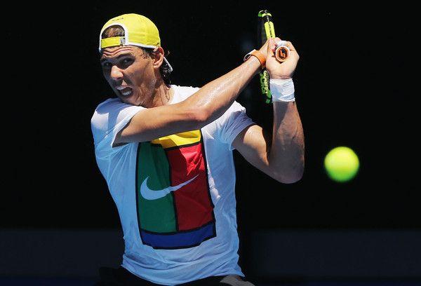 Rafael Nadal Photos: 2016 Australian Open - Previews