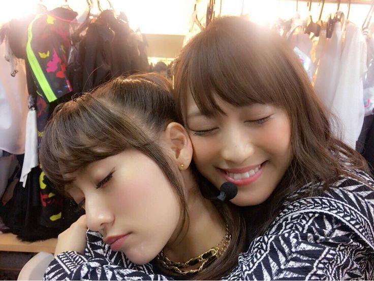 takamina & Yuko #AKB48