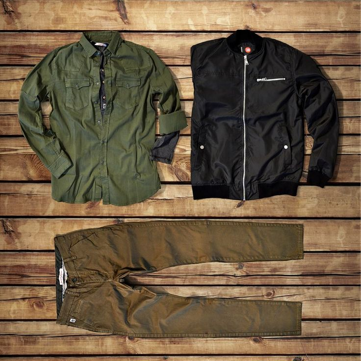3GUYS Outfit Fall/Winter 2016-2017 #pants