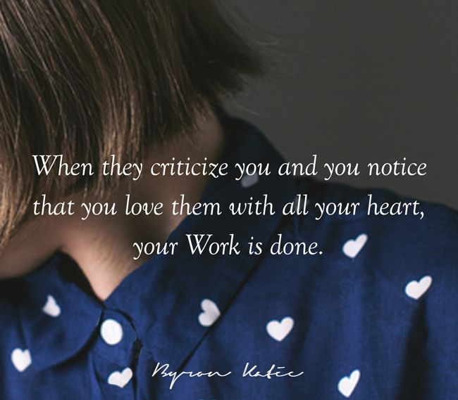 105 Best Byron Katie Images On Pinterest Byron Katie Katie O