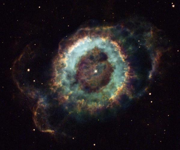 NGC 6369: The Little Ghost Nebula,
