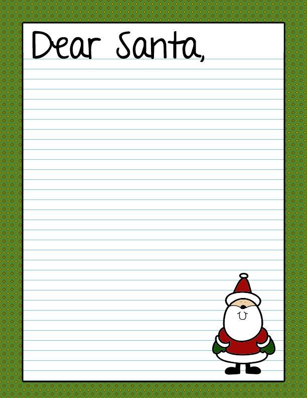 Best 25+ Santa letter printable ideas on Pinterest Santa list - printable santa wish list