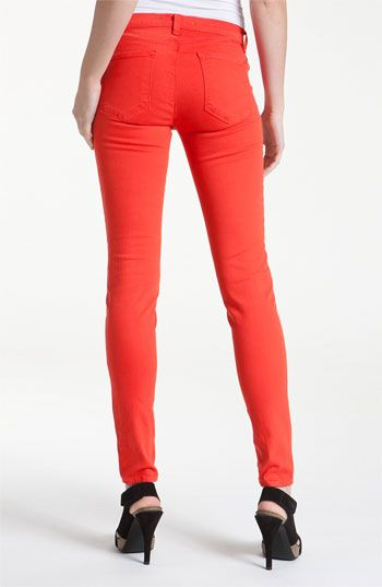 Love, love, love these J Brands from @Nordstrom!: A Mini-Saia Jeans, Fashion Lovers, Lipsticks Jeans, Skinny Jeans, Stretch Jeans, Lipsticks Wash, Fashion Fashion, Fashionista Ideabook, Jeans Lipsticks