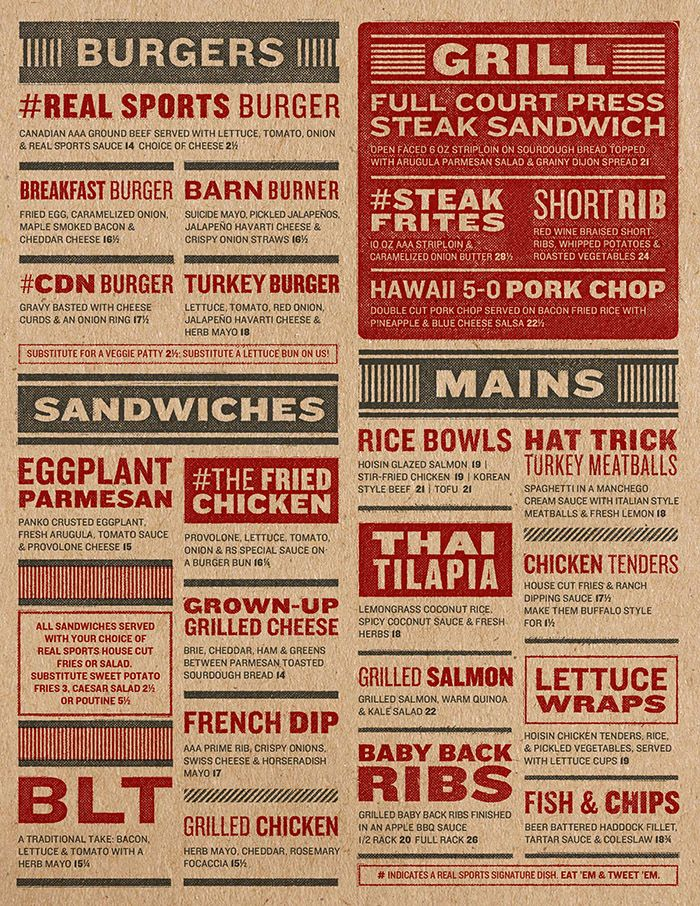 13 best images about bar menu on pinterest typography for Food bar menu