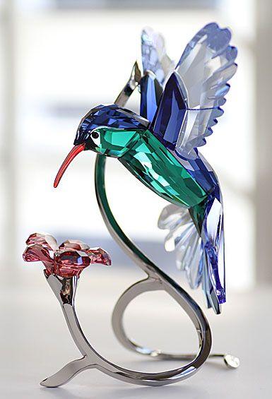 Swarovski Hummingbird - I love this item.