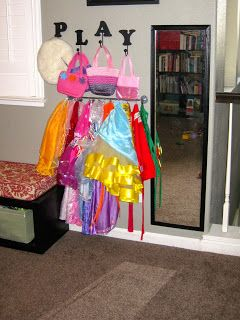 Best 25 Dress up stations ideas on Pinterest Dress up wardrobe