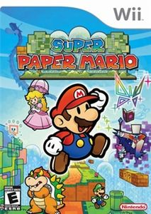 Super Paper Mario - Nintendo Wii Game Includes Nintendo Wii original game disc in case and may come with the original instruction manual and cover art when available. All Nintendo Wii games are made f