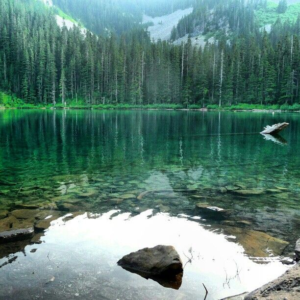 Annette Lake — Washington Trails Association- Gotta do this hike, my mom's name was Annette!