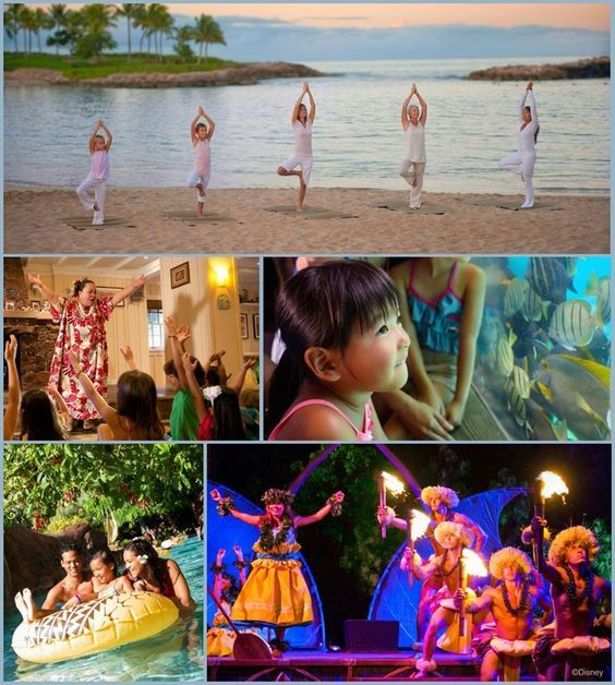 Inclusive Vacations Hawaii: 11 Best Premium Experiences And Upgrades At Aulani, A