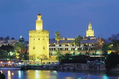 Sevilla, Spain Torre del oro