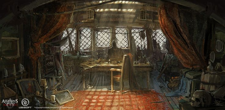assassins creed black flag background concept art - Google Search