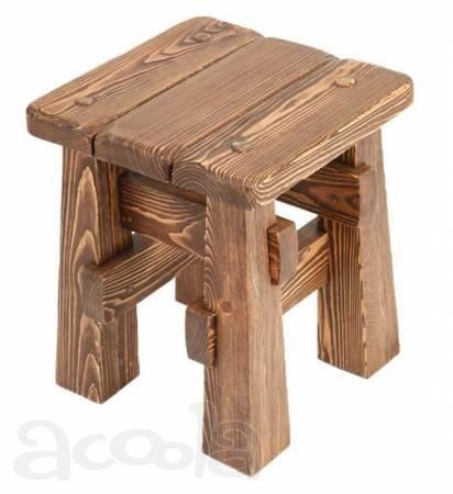 Мебель под старину из массива сосны на заказ