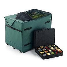 Christmas Tree Storage - Ornament Storage - Christmas Tree Storage Bag - Frontgate